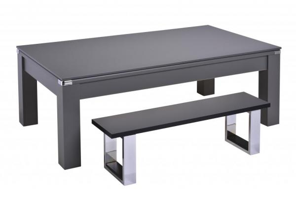 Pool Diner ONYX Grey  £1.160  BENCHES £330