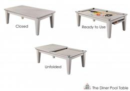 The Pool Diner 6ft 7ft £1.150.00