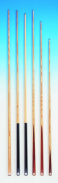 1PC CLUB CUES. from £18.00