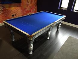 8FT SILVER S.F.W. TABLE