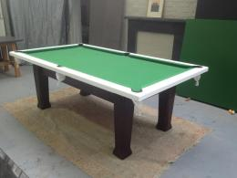 SLATE DINER WITH POOL TABLE TOP £875.00 EX-DISPLAY
