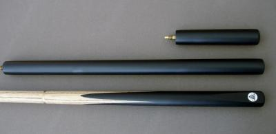 4PC HAND SPLICED EBONY BUTT £260.00 C.A.T.R.