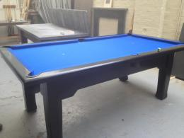 7FT SLATE DINER WITH POOL/TOP £875.00 EX/DISPLAY
